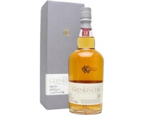 Виски Glenkinchie Malt 12 years old with box 0.7 л
