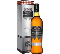 Виски Glengarry Single Malt gift box 0.7 л