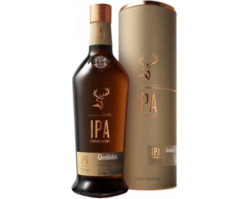 Виски Glenfiddich Experimental Series IPA in tube 0.7 л