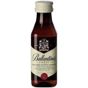 Виски Ballantine's Finest 50 мл