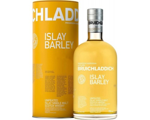 Виски Bruichladdich Islay Barley in tube 0.7 л