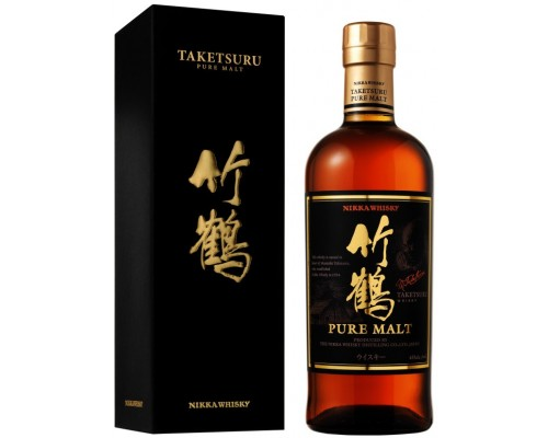 Виски Nikka Taketsuru Pure Malt gift box 0.7 л