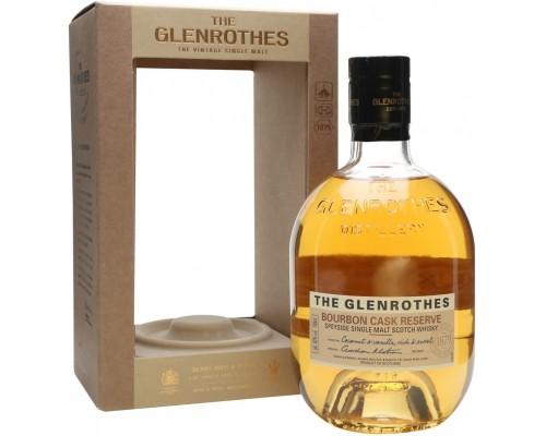 Виски Glenrothes Bourbon Cask Reserve gift box 0.7 л