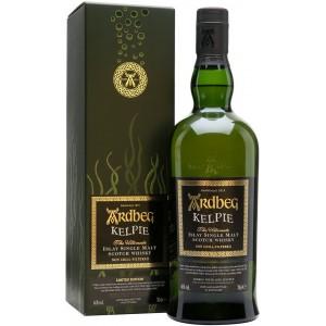 Виски Ardbeg Kelpie gift box 0.7 л