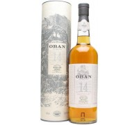 Виски Oban malt 14 years old with box 0.7 л