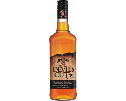 Виски Jim Beam Devil's Cut 0.7 л