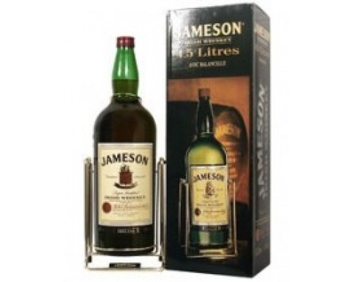 Виски Jameson with Pouring Stand gift box 4.5 л