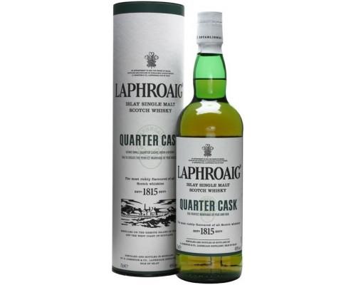 Виски Laphroaig Quarter Cask gift box 0.7 л