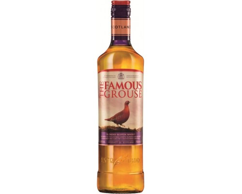 Виски The Famous Grouse Finest 0.7 л