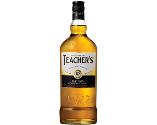 Виски Teacher's Highland Cream 0.7 л