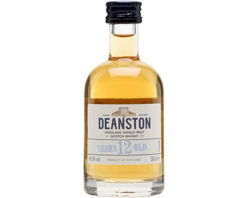 Виски Deanston Aged 12 Years 50 мл