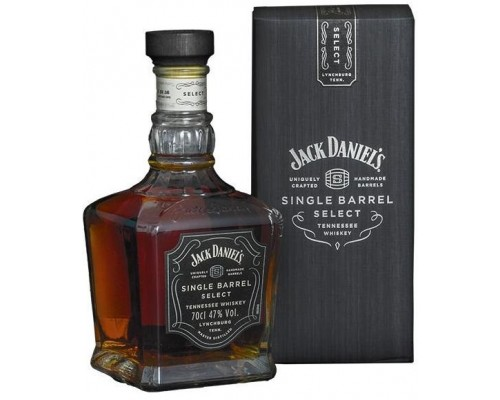 Виски Jack Daniels Single Barrel 0.7 л
