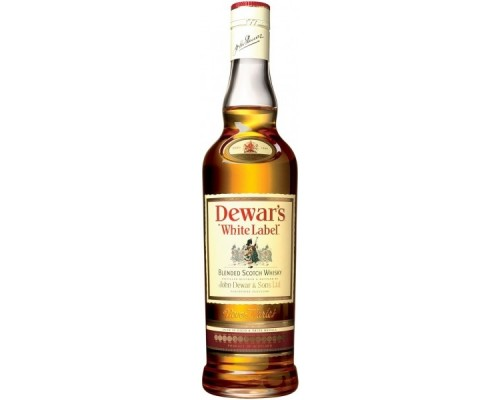 Виски Dewar's White Label 0.7 л