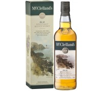 Виски McClelland's Islay gift box 0.7 л
