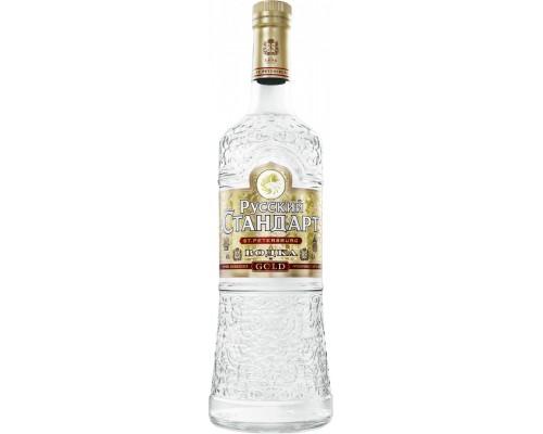 Водка Русский Стандарт Голд 1 л