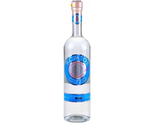 Водка Cavino Ouzo Romios 0.7 л