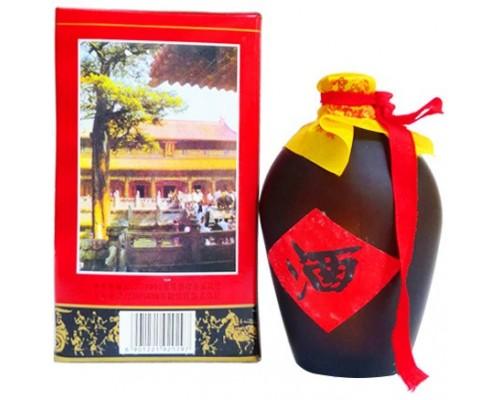 Водка Konfujia Black Jar gift box 0.5 л