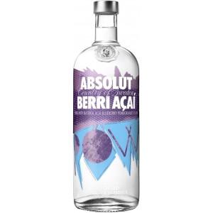 Водка Absolut Berri Acai 0.7 л