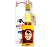 Водка Stara Sokolova 7 Export gift box 0.7 л