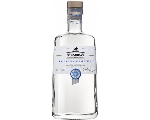 Водка Stumbras Premium Organic 0.7 л