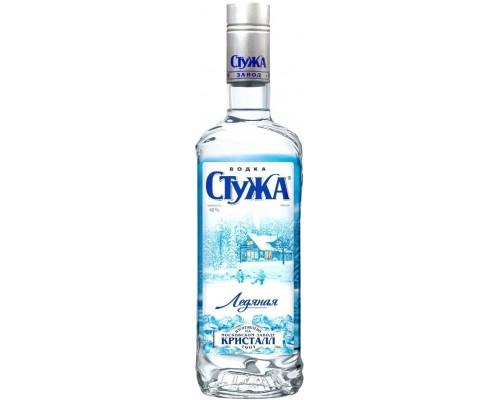 Водка Стужа Ледяная 0.7 л