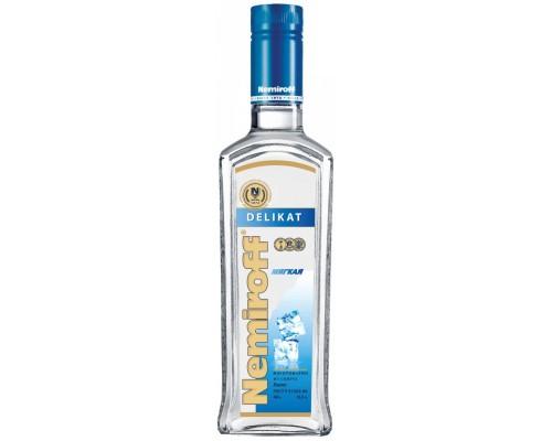 Водка Немирофф Деликат мягкая 0.5 л