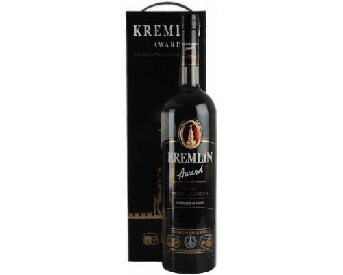 Водка Kremlin Award gift box 1.5 л