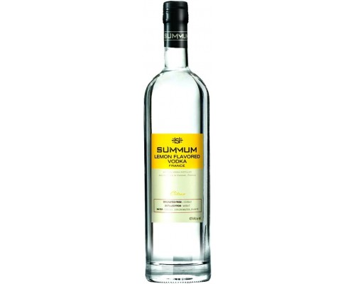 Водка Summum Lemon Flavored 0.75 л