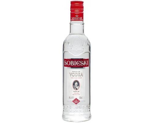 Водка Sobieski 0.5 л