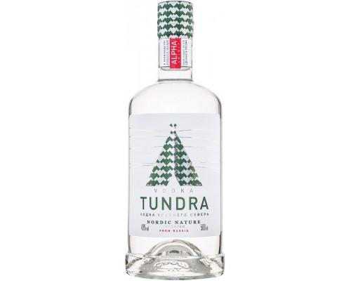 Водка Tundra Nordic Nature 0.5 л