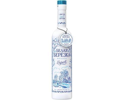 Водка Белая Березка Экспорт 0.5 л