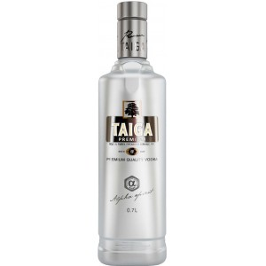 Водка Taiga Premium 0.7 л