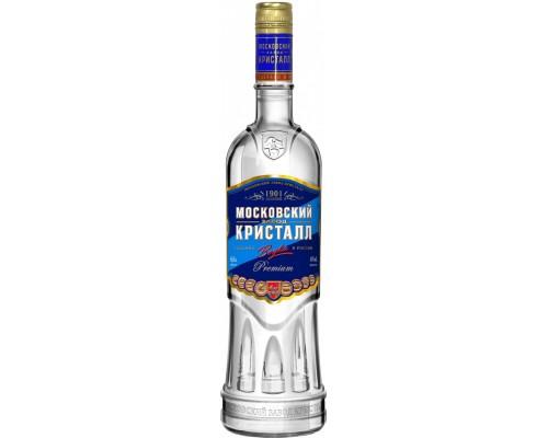 Водка Московский Завод Кристалл Премиум 0.5 л