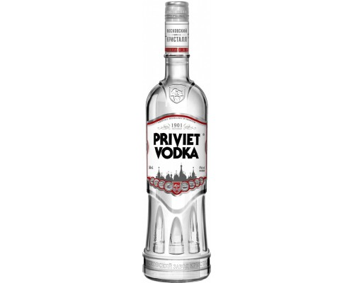 Priviet Vodka 0.5 л