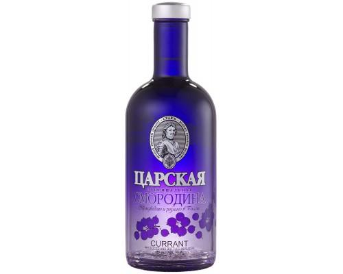Водка Царская Оригинальная Смородина 0.7 л