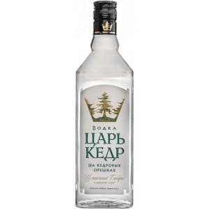 Водка Царь Кедр 0.5 л