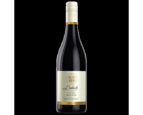Вино Babich East Coast Pinot Noir красное сухое 0,75 л