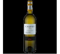 Вино Calvet Chardonnay белое полусухое 0,75 л