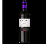 Вино Calvet Merlot красное полусухое 0,75 л