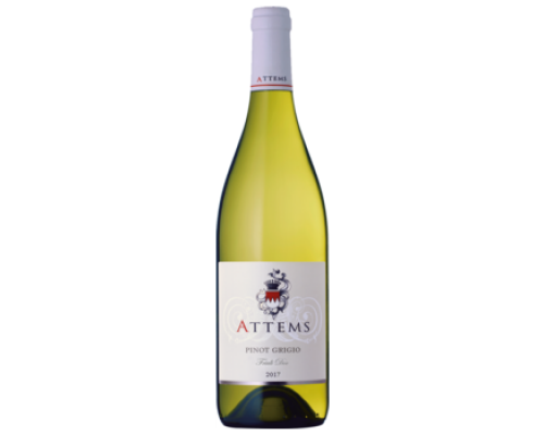 Вино Attems Pinot Grigio белое сухое 0,75 л