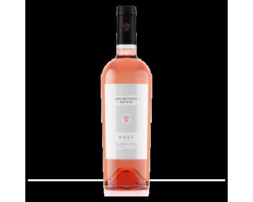 Вино Golubitskoe Estate Pinot Noir Rose розовое сухое 0,75 л