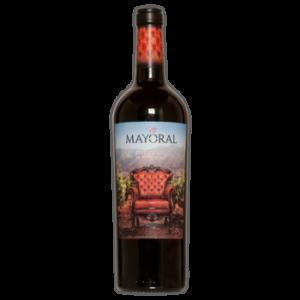 Вино Mayoral Monastrell красное сухое 0,75 л