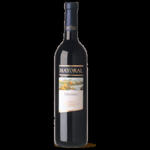 Вино Mayoral Crianza красное сухое 0,75 л