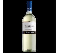 Вино Mezzacorona Pinot Grigio Trentino белое сухое 0,75 л