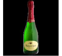 Вино игристое Крымское белое полусладкое 0,75 л