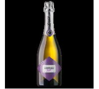Вино игристое Абрау Лайт белое полусладкое 0,75 л