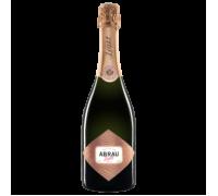 Вино игристое Абрау Лайт розовое полусладкое 0,75 л