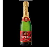 Вино игристое Opera Blanc de Blanc белое брют 0,75 л