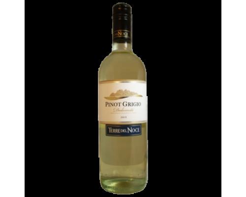 Вино Terre del Noce Pinot Grigio белое сухое 0,75 л