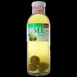 Вино фруктовое UME с плодами сливы белое полусладкое 0,7 л